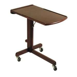 Lap Top Cart Adjustable By Winsome Wood