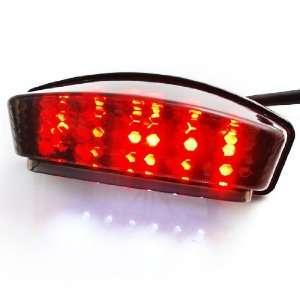 54 Super Bright Spots With High Quality Custom Smoke Tail Brake Light