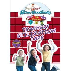 Slim Goodbody Math Monsters Teachers Utilization Tape