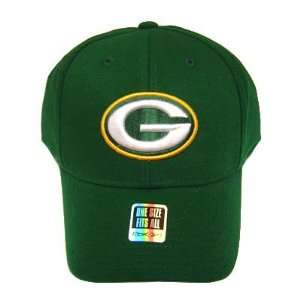 NFL OFFICIAL GREEN BAY PACKERS FLEX FIT HAT CAP REEBOK