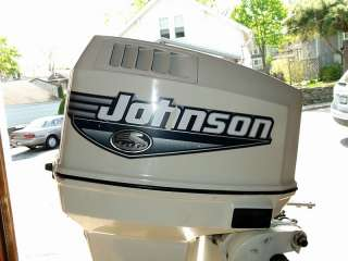 2000 Johnson 90 HP Outboard Motor REBUILT Water Ready Boat Engine 115
