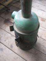 John Deere 435 Detroit Diesel Old Tractor Air Cleaner