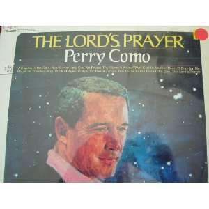 The Lords Prayer Perry Como Music