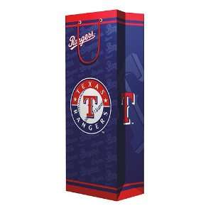 MLB Texas Rangers Gift Bag, Slim: Sports & Outdoors