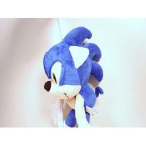 SONIC 11 PLUSH: Toys & Games