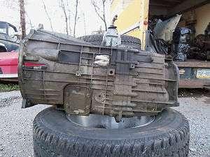 Duramax Diesel 6 speed 4x4 ZF Transmission