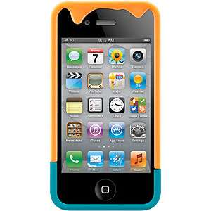Caramel Yellow SwitchEasy Melt Hard Shell Cover Case for iPhone 4 & 4S