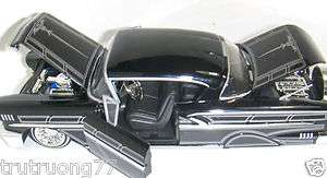 1958 58 Chevy Impala Jada Toys 1 24 Street Low Rider Chevrolet Diecast