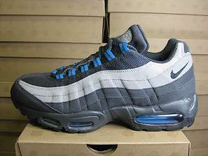 NIKE MENS AIR MAX 95 ANTHRACITE MEDIUM GREY