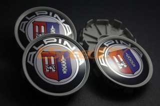 BMW Alpina Wheel Center Caps E30 E36 E46 E39 M3 Z4 X5 M