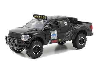 2011 Ford F 150 SVT Raptor Pickup JADA HIGH PROFILE 124 Scale BLACK