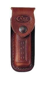 CASE XX KNIVES HOBO LEATHER LARGE KNIFE SHEATH 1049