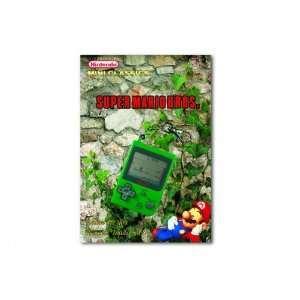Nintendo Super Mario Bros Game Keyring Toys & Games