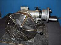 Horizontal & Vertical Super Indexing Spacer Rotary Table