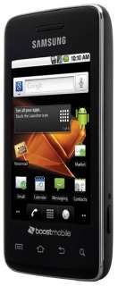 Boost Mobile Smartphone (Black)   Good Condition 635753489330