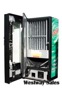 600E Multi Price Soda Bottle Can Vending Machine Mountain Dew