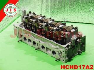 Honda 01 05 Civic EX HX D17A2/6 Cylinder Head HCHD17A2