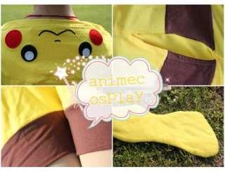 product detail japan anime pokemon pikachu cotton summer pajamas