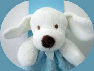 & BEYOND PUPPY DOG MINKY LOVEY SECURITY BLANKET CAN BE PERSONALIZED
