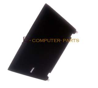Dell Latitude E5400 LCD Back Cover w Hinges RM629 *A*