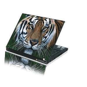 15.4 Laptop Notebook Skins Sticker Cover H233 Tiger