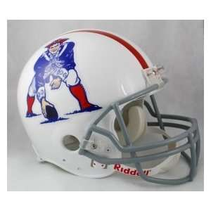 New England Patriots NFL 1961 64 Throwback Pro Line Helmet