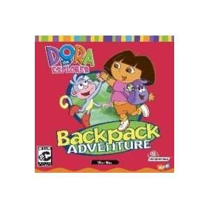 Dora Back Pack Adventures Toys & Games