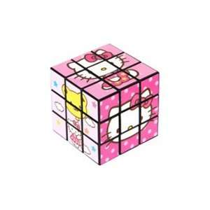 Hello Kitty Puzzle Cube Toys & Games