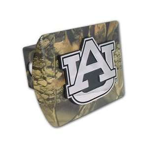 Auburn University Tigers CAMO Trailer Hitch Cover