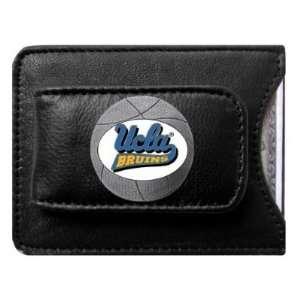 UCLA Bruins Basketball Credit Card/Money Clip Holder