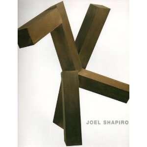 drawings, March 15 April 20, 1996 (9781878283603) Joel Shapiro Books