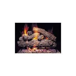 Peterson Real Fyre 24 Inch Woodland Oak Vented Propane Gas