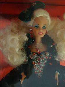 1991 Barbie Doll Happy Holidays Special Edition NRFB