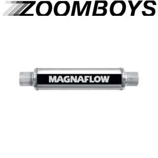 MAGNAFLOW Satin Stainless Steel Muffler 10426