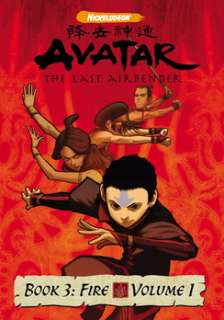 The Last Airbender   Book 3 Fire   Vol. 1 (DVD)