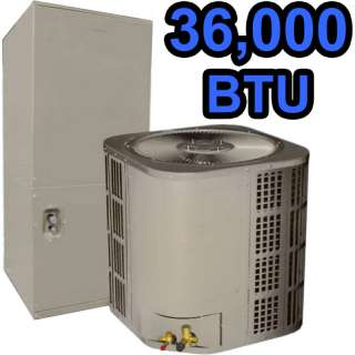 Ton Central AC, Air Conditioner + Dehumidifier 36000 BTU Air