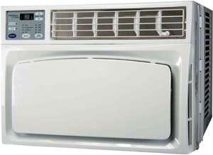 12,000 BTU Window Air Conditioner, 700 Sq.Ft. Flat Design AC Unit w