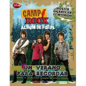 Camp Rock. Un verano para recordar. Álbum de fotos