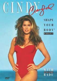 Cindy Crawford   Shape Your Body Workout (DVD)