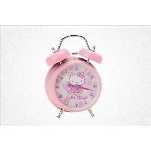 Hello Kitty Alarm Clock Pastel Toys & Games