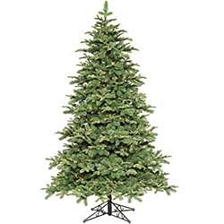 Noble Pine 7.5 foot Artificial Christmas Tree with Lights