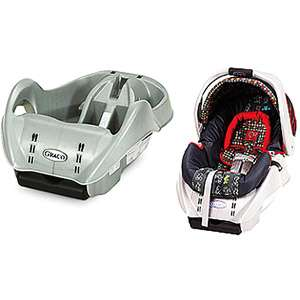 Infant Car Seat with Extra Base Bundle, Mickey Mouse in the House Car