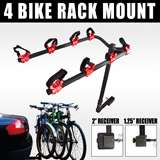 Bicycle Bike Rack Trunk Mount Carrier SUV Cars Wagon Cycling Outdoor
