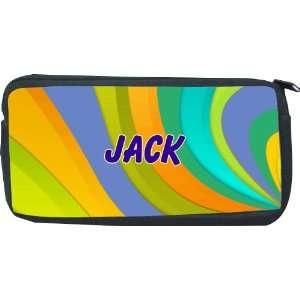 My name Pencil Case Jack   Neoprene Pencil Case   pencilcase   Ipod