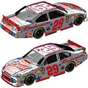 Action Racing Collectibles Kevin Harvick 11 Budweiser July 4Th #29