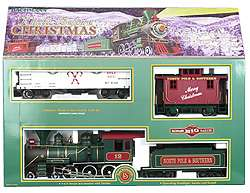 Bachmann Night Before Christmas G Scale Train Set