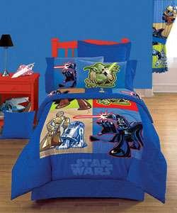 Star Wars Galactic Heroes Bed in a Bag