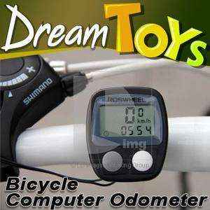 Water resistant Cycling Bicycle Bike 14 functions Computer Odometer