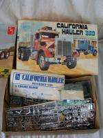 AM Big Rig ruck Cab Model Ki Lo In Box Kenworh Peerbil 1/25
