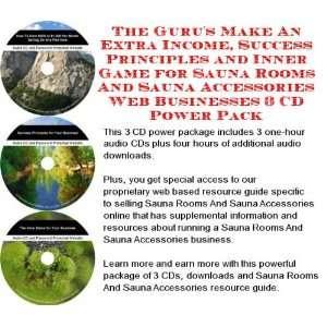 Sauna Rooms And Sauna Accessories Web Biz 3 Course + Resource Guide